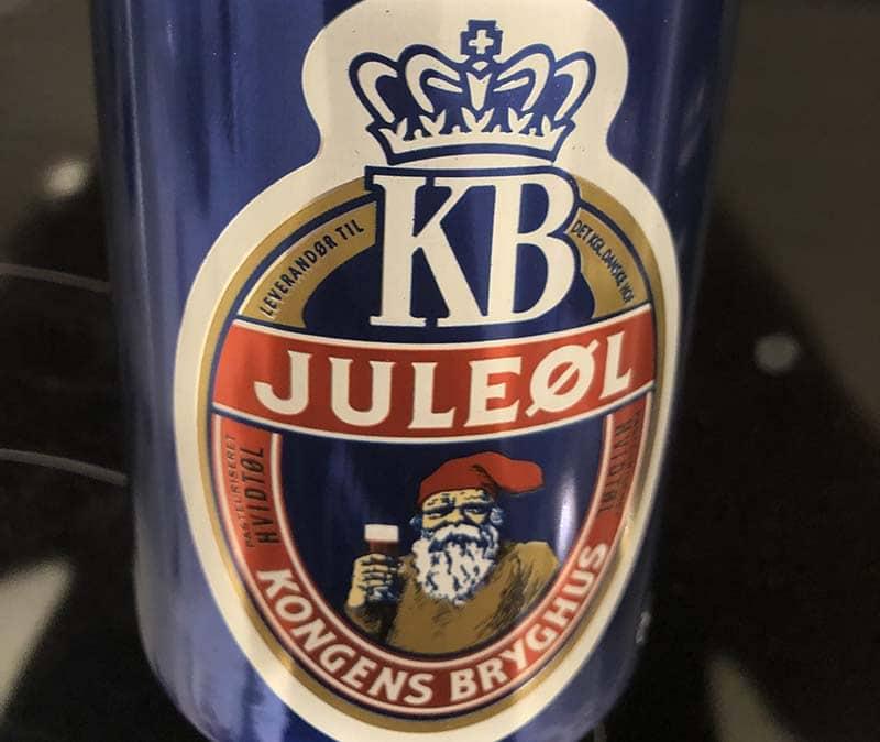 KB på dåse - KB nisseøl