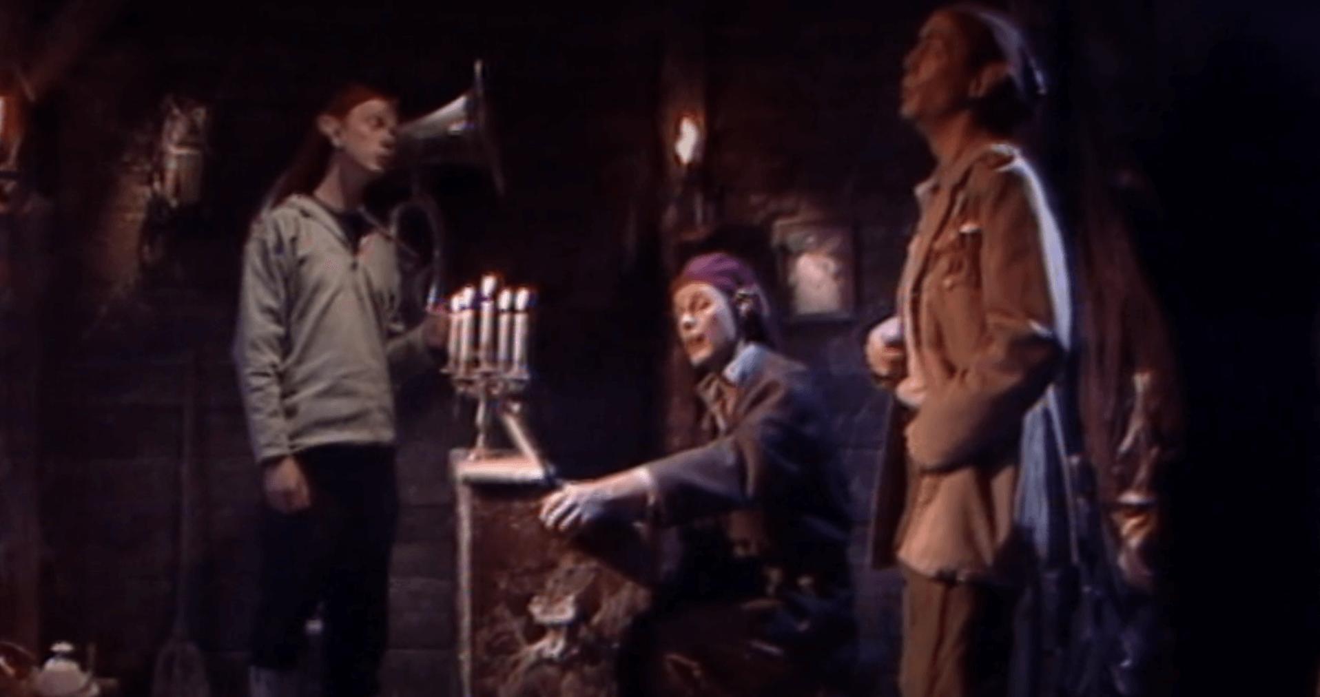 The Julekalender nisser - Fritz, Hanzi og Gynter