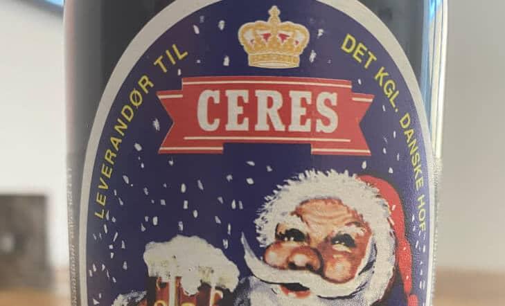 jule-hvidtøl fra Ceres bryggeriet