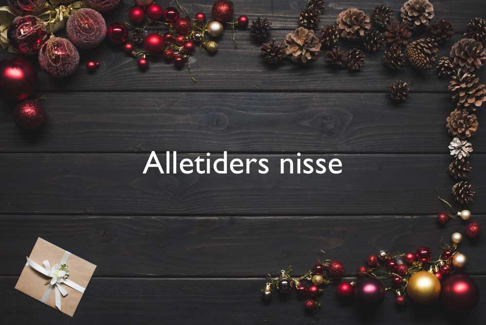 Alletiders Nisse på TV2 kl 16 med Pyrus - tv julekalender 2021