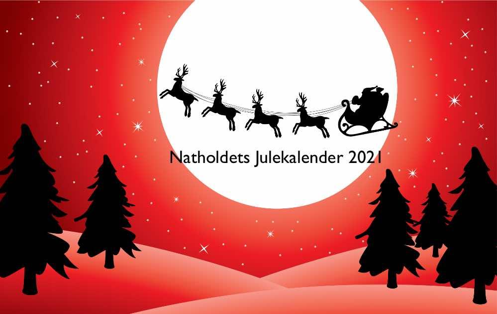Natholdets Julekalender 2021 - Med Anders Breinholt Søren Rasted Carsten Berthelsen